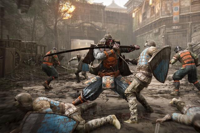 Les images de For Honor sont superbes, les... (Fournie par Ubisoft)