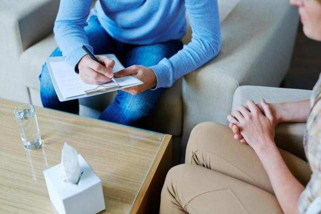 Depuis 2012, la psychothérapie est un acte réglementé... (Photo Thinkstock)