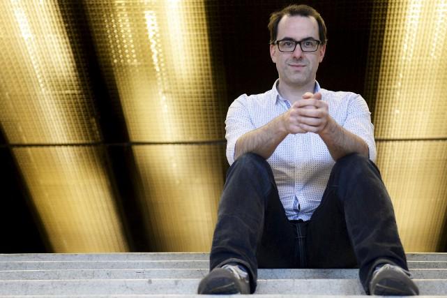 Jean-Philippe Joubert - le metteur en scène de... (Le Soleil, Yan Doublet)
