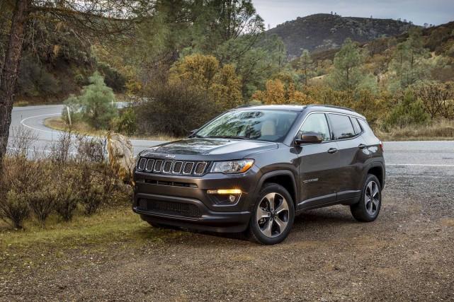 jeep compass 2018 seul le nom a surv cu ric lefran ois automobile. Black Bedroom Furniture Sets. Home Design Ideas