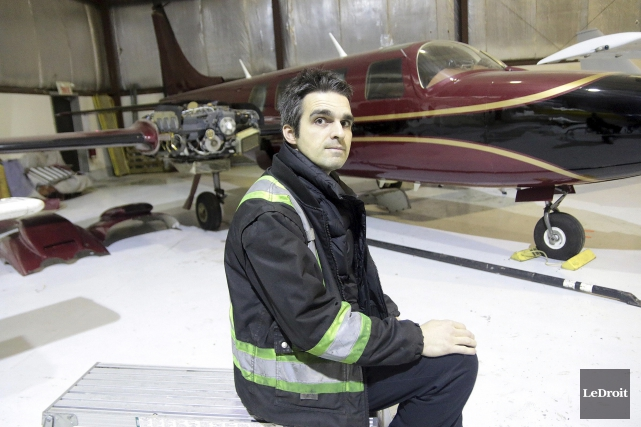 Réjean Demers tente de vendre sa compagnie, Aéro... (Etienne Ranger, Le Droit)