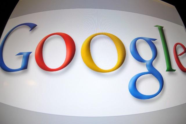 Google a indiqué lundi qu'il travaillait pour régler un bogue dans ses... (Photo Karen Bleier, archives AFP)