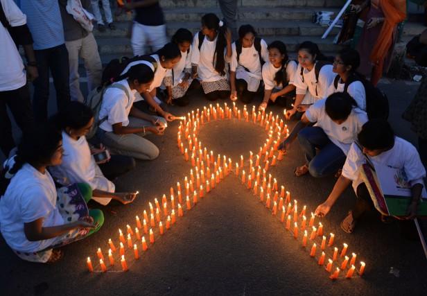 De nos jours, plus de 80% des enfants... (Photo archives AFP)