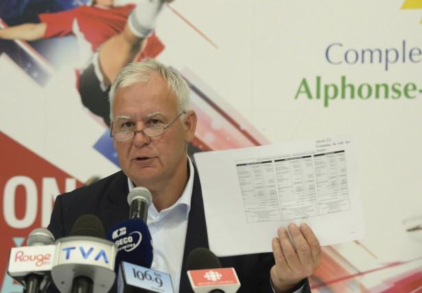 L'ancien directeur général de la Commission scolaire du... (Sylvain Mayer)