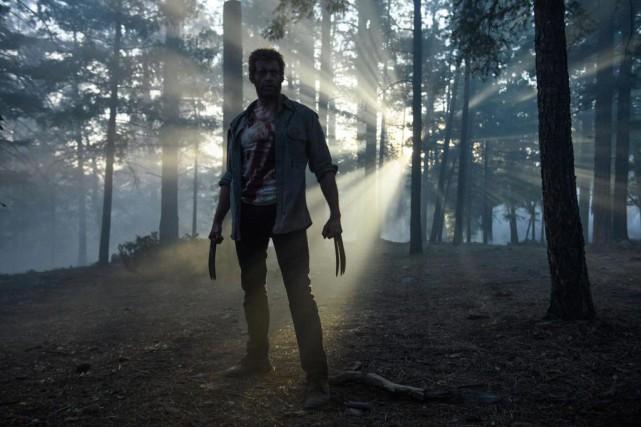 Hugh Jackman reprend son rôle de Wolverine dans... (PHOTO BEN ROTHSTEIN, FOURNIE PAR TWENTIETH CENTURY FOX)