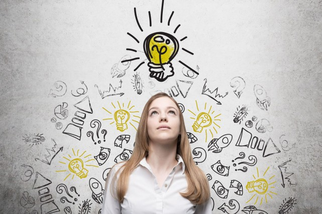 Vous êtes brillantes, éduquées, passionnées. Vous avez de l'ambition, du flair,... (123RF)
