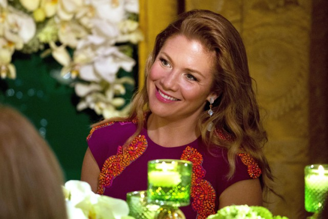 Sophie Grégoire Trudeau... (THE ASSOCIATED PRESS)