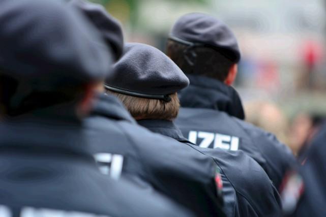 La police allemande recherchait mardi un adolescent de... (123RF/Claudia Otte)