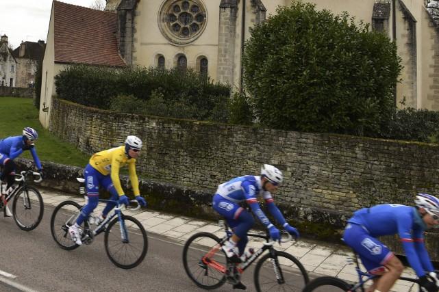 Longue de 190 km, la troisième étape du... (AFP)