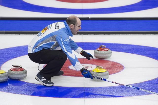 Le Québec demeure dans la course pour une... (La Presse canadienne)