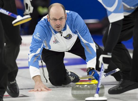 L'équipe de Jean-Michel Ménard a connu une bonne... (La Presse canadienne)
