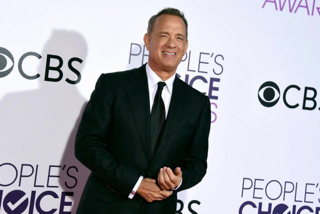 Tom Hanks sera en vedette dans le film... (PHOTO JORDAN STRAUSS, ARCHIVES INVISION/ASSOCIATED PRESS)