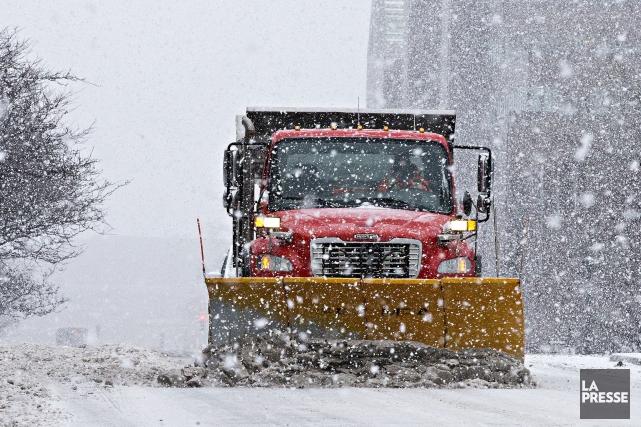 ÉDITORIAL / L'hiver s'achève, mais les Gatinois n'ont pas oublié les conditions... (PATRICK SANFAÇON, Archives LA PRESSE)