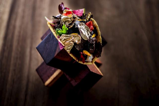 Le taco le plus cher du monde est... (AFP/Grand Velas Los Cabos Resort /HO)