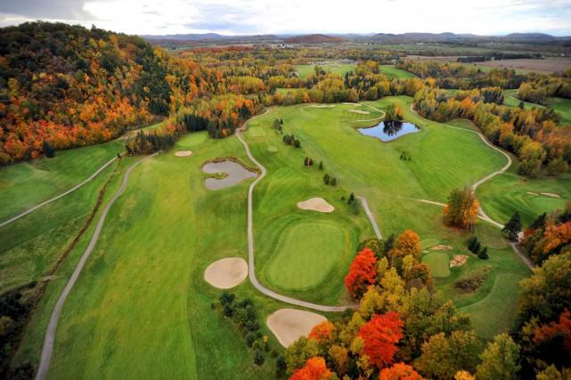 Le club de golf Heritage à Notre-Dame-de-la-Paix... (Courtoisie)