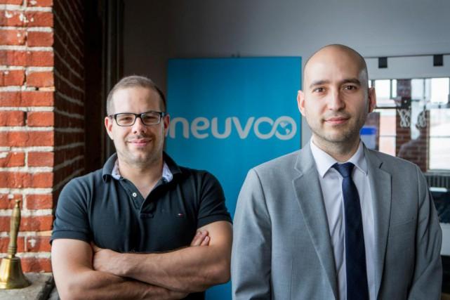 Neuvoo, une entreprise fondée à Montréal en 2011...