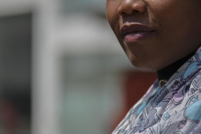 L'histoire de Zorayarappelle celles de dizaines de milliers... (Photo LUIS ROBAYO, Agence France-Presse)