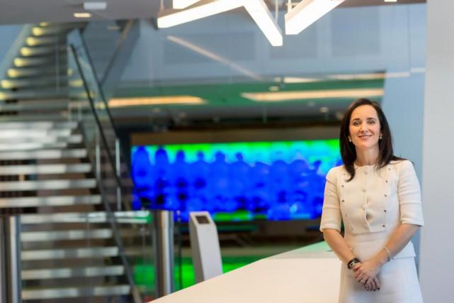 Brigitte Vachon, associée leader chez Deloitte et membre... (PHOTO MARTIN LEBLANC, LA PRESSE)