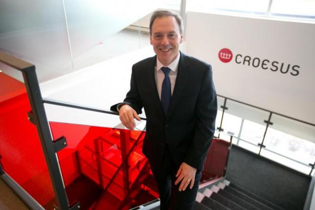 Une croissance accélérée chez Croesus et des visées... (Photo François Roy, La Presse)