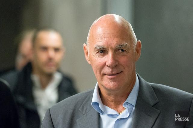 L'ancien directeur général de la FTQ-Construction, Jocelyn Dupuis.... (Édouard Plante-Fréchette, archives La Presse)