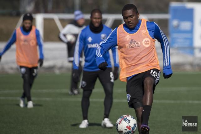 Le nouveau venu Chris Duvalldevrait être à nouveau... (Photo Olivier Jean, archives La Presse)