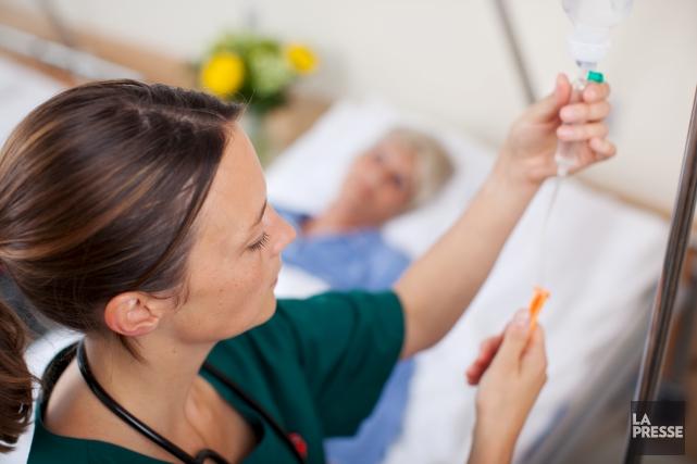 Les infirmières diplômées hors Québec doivent effectuer un... (123RF/Racorn)