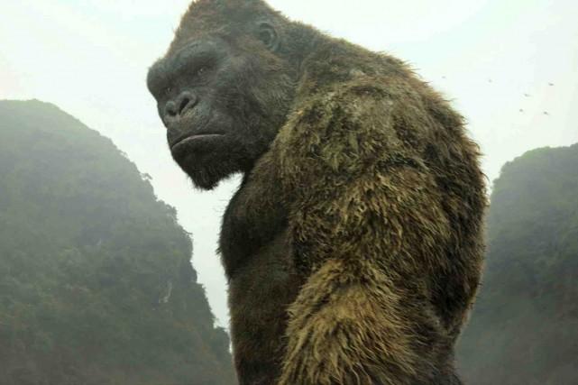 Kong pourrait cumuler 50 millions $ cette fin... (Fournie par Warner)