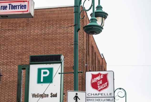 La Ville de Sherbrooke procédera au remplacement de plusieurs de ses caméras de... (Spectre Média, Jessica Garneau)