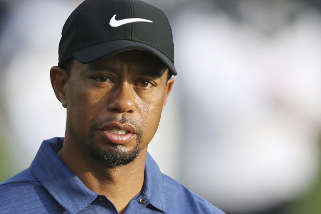 Tiger Woods... (Photo Kamran Jebreili, archives AP)
