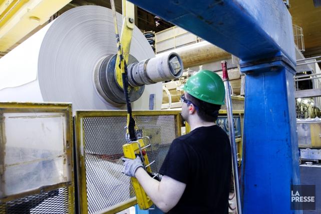 Depuis 2015, les usines de Kénogami et Dolbeau,... (Archives La Presse)