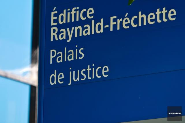 Possédant des antécédents judiciaires en matière sexuelle, Robert Pépin a... (Archives La Tribune, Jessica Garneau)