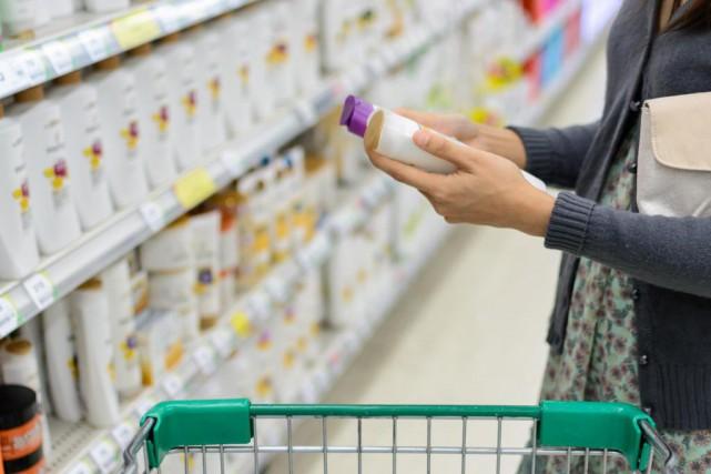 Le contenu des shampoings ainsi que de tout... (photo thinkstock)