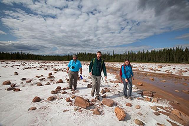 L'UNESCO s'inquiète de l'état de conservation environnementale du plus grand... (Photo PARCS CANADA www.pc.gc.ca)