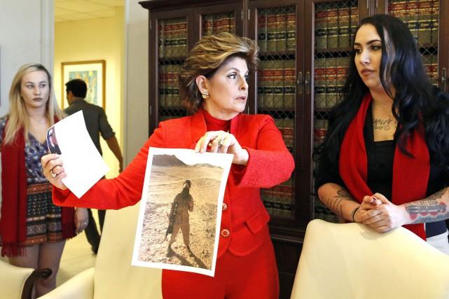 Des photos étaient partagées à l'insu des femmes... (Photo Nick Ut, AP)