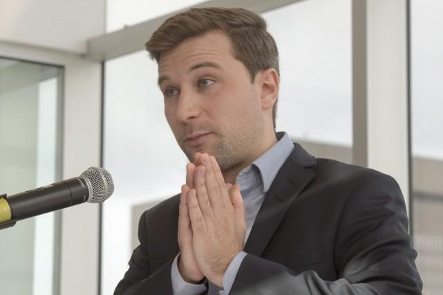 À écouter Gabriel Nadeau-Dubois, jeudi, on pouvait croire... (La Presse canadienne, Ryan Remiorz)