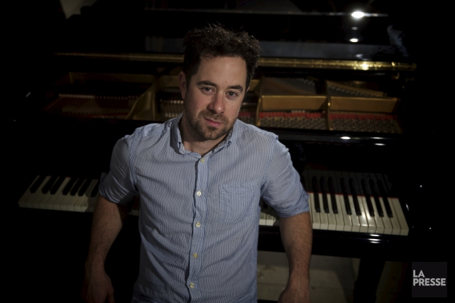 Le pianiste nicolétain Jean-Michel Blais connaît une période... (La Presse)