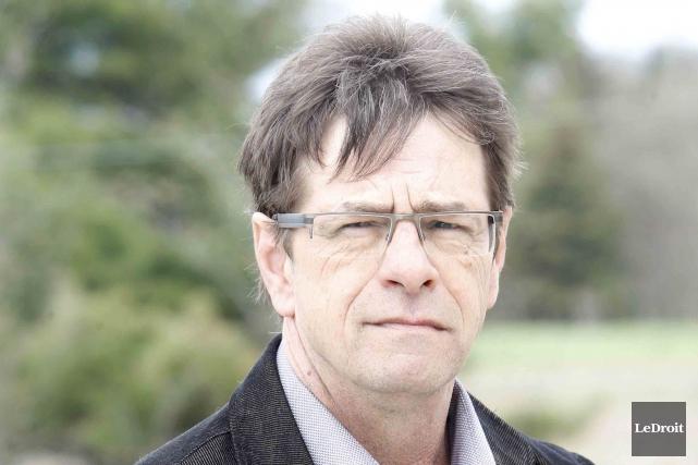 Le maire de la municipalité de Pontiac, Roger... (Patrick Woodbury, archives Le Droit)