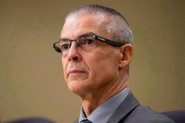 Michel Coulombe, directeur du Service canadien de renseignement... (PhotoAdrian Wyld, archives La Presse canadienne)