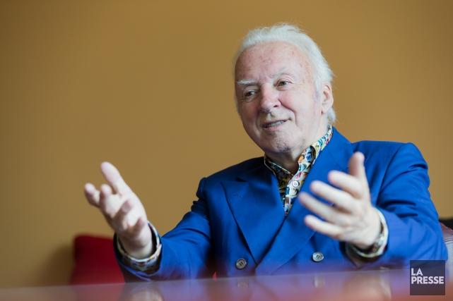 Gaétan Frigon, ex-PDG de la SAQ, croit que... (Photo Edouard Plante-Fréchette, La Presse)