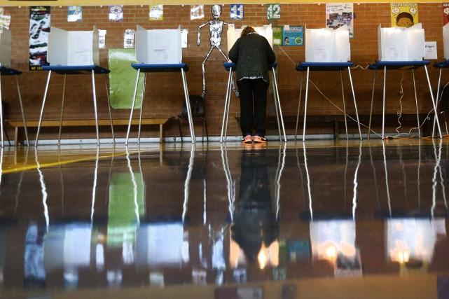 Les juges ont rappelé les «fortes tensions raciales»... (PHOTO Nathan Hunsinger, ARCHIVES AP/Dallas Morning News)