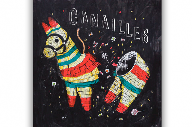 Folk-rock, Backflips, de Canailles (simple)...