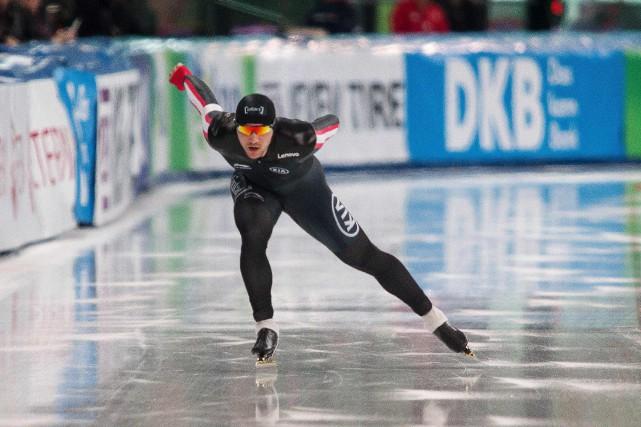 Le Canadien Vincent De Haître a terminé deuxième... (Agence France-Presse)