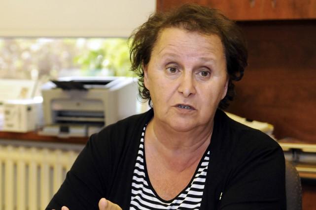 L'ex-présidente de la Commission scolaire des Rives-du-Saguenay, Liz... (Archives Le Progrès-Dimanche, Mariane L. St-Gelais)