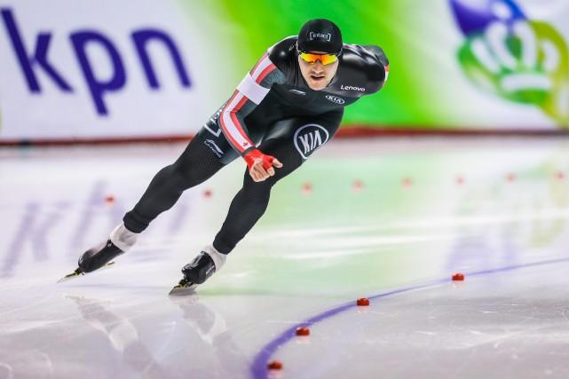 Vincent De Haître... (Photo Sergei Belski, USA TODAY Sports)