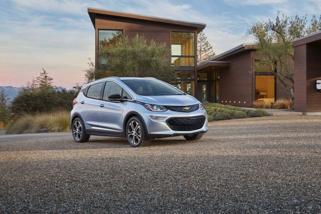 chevrolet bolt ev r volution silencieuse ric lefran ois automobile. Black Bedroom Furniture Sets. Home Design Ideas