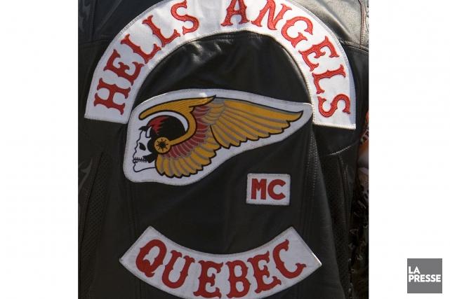 Les Hells Angels d'un peu partout au Québec... (archives La Presse)