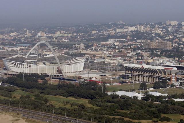 La ville de Durban a perdu les Jeux du Commonwealth de 2022 puisque le... (Photo Paul Thomas, archives AP)
