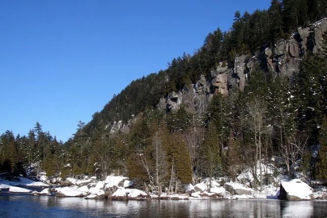 Le Parc naturel régional de Portneuf a été... (Fournie par le Parc naturel régional Portneuf)