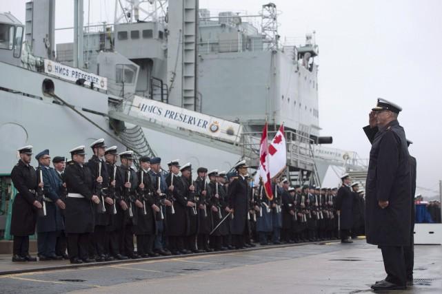 Le Canada est encore loin de l'objectif de... (Photo Darren Calabrese, La Presse canadienne)