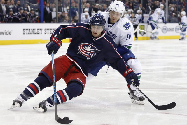 Ryan Murray... (Photo Jay LaPrete, AP)
